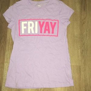 The Children's Place Girls Tee size 10/12